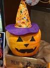 おばけ かぼちゃ 重さ当てクイズ!