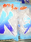 カリッとクール氷 158円(税抜)