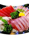 海鮮盛合せ 500円(税抜)