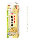 有機豆乳(無調整) 178円(税抜)