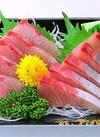 オリーブハマチ刺身(養殖) 480円(税抜)
