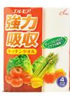 エルモア強力吸収キッチンタオル 118円(税抜)