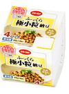 ふっくら極小粒納豆4P 78円(税抜)