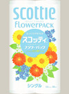 スコッティフラワー(シングル) 318円(税抜)