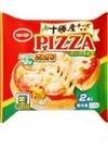 Cレンジでミックスピザ 378円(税抜)