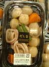 いかと里芋の煮物 298円(税抜)