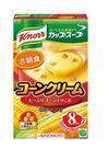 クノールカップスープ●粒たっぷりコーンクリーム●コーンクリーム●ポタージュ 268円(税抜)