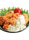 桜姫鶏のチキン南蛮 198円(税抜)