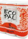 エコロジーパルナップトイレットペーパー白ダブル 258円(税抜)