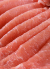 豚肉肩ロースうす切り 118円(税抜)
