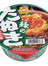 緑のたぬき天そば 89円(税抜)