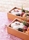 松茸ご飯弁当 498円(税抜)