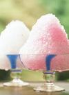 かき氷(各種)/コーヒーフロート 68円(税抜)