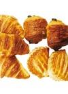 発酵バターのミニ・パンのアソートセット(クロワッサン1個増量) 399円(税抜)