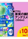 果実の瞬間アンデスメロン 105円(税抜)