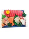 お魚屋さんのおすすめ盛合せ 880円(税抜)