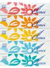 ティッシュ5Pコンパクト 198円(税抜)