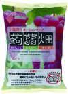 蒟蒻畑(ぶどう・りんご・白桃) 118円(税抜)