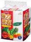 エルモア強力吸収キッチンタオル 108円(税抜)
