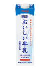 おいしい牛乳 238円(税抜)