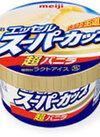 エッセルスーパーカップ超バニラ 98円(税抜)