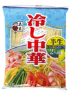 半生冷し中華 108円(税抜)