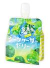 塩シークヮーサーゼリー(ゼリードリンク) 198円