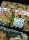 天ぷら盛合せ(大) 698円(税抜)