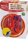 ほんだし 498円(税抜)