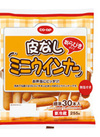 皮なしミニウインナー 284円(税抜)