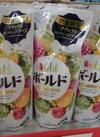 ボールドジェルナチュラル 詰替え用 188円(税抜)