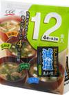 CGC 減塩合わせみそ汁 168円(税抜)