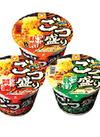 ごつ盛り・ワンタン醤油 コーン味噌 コク豚骨 78円(税抜)