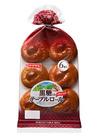 ヤマザキ黒糖テーブルロール 168円(税抜)