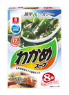 わかめスープファミリーパック 198円(税抜)