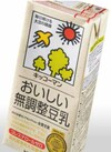 無調整豆乳 188円(税抜)