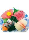 さんま入り海鮮刺身盛合せ 580円(税抜)