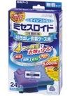 ミセスロイド1年防虫引き出し・衣装ケース用/クローゼット用 648円(税抜)