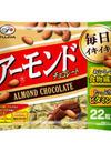 不二家 アーモンドチョコ・ピーナツチョコ 198円(税抜)