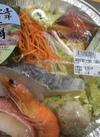 海鮮寄せ鍋(醤油味) 398円(税抜)