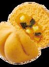 かぼちゃまん(クリームチーズ入り) 140円