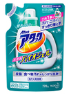 アタック高浸透バイオジェル つめかえ 148円(税抜)