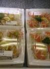 カルパッチョ風サラダ(タコ・サーモン) 398円(税抜)