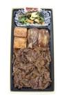 国産黒毛和牛のすき焼き重 598円(税抜)