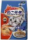ねこ元気 お魚ミックス 547円(税抜)