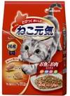 ねこ元気 お魚とお肉ミックス 547円(税抜)