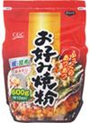 CGC お好み焼き粉 178円(税抜)