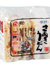 冷凍さぬきうどん 258円(税抜)