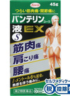 バンテリン液EX 200ポイントプレゼント