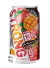 氷結ストロング ピーチ&マンゴー 122円(税抜)